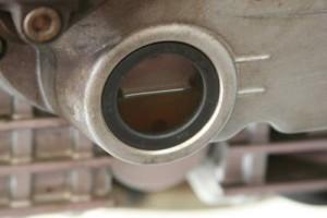 Смяна на моторното масло на двигателя – стъпка 10