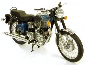 Топ 5 - ретро мотоциклети 5