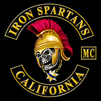 Iron Spartans MC California