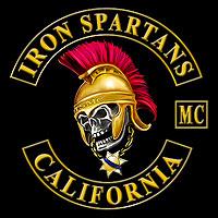 Iron Spartans MC California