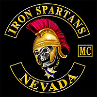 Iron Spartans MC Nevada