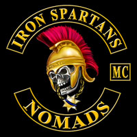 Iron Spartans MC Nomads