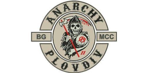 Anarchy 11 лого