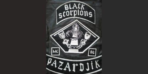 BLACK SCORPIONS лого