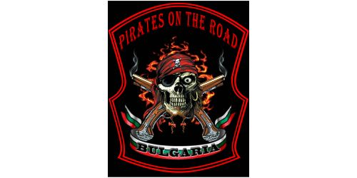Pirates on the Road лого
