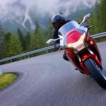 Спортно-туристически господар на пътя - Honda VFR1200F 02