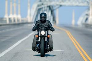 Силният дух на Honda Shadow 750 Black Spirit 06