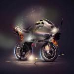 UNO – иновативен електрически мотоциклет за $25,000 01