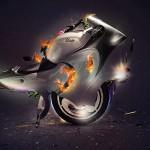UNO – иновативен електрически мотоциклет за $25,000 02
