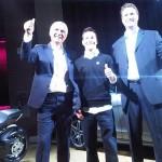 Партньорството между Ducati и Mercedes 01