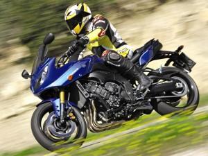 Сглобен от части - Yamaha FZ8 2010 04