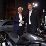 AMG и Ducati се срещнаха на пътя - видео 2