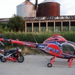 Назема авиация - интервю с Боре Брадата 04