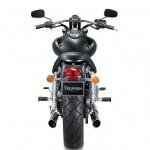 Triumph с още два нови модела за 2011 година - Speedmaster и Thruxton 2