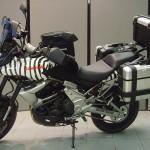 На сафари с Kawasaki Versys 1