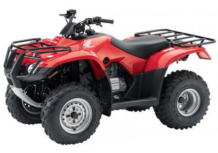 Показаха Honda FourTrax Recon за 2011 г.