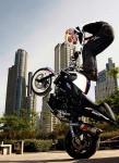 Стънт на Крис Пфайфър в Буенос Айрес 1