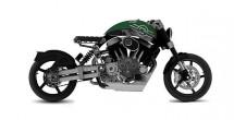 Confederate С3 X132 – най-здравият мотоциклет за 2011 година 2