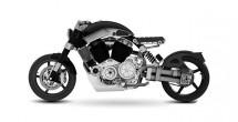 Confederate С3 X132 – най-здравият мотоциклет за 2011 година 3