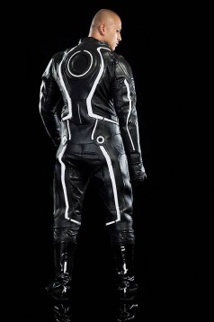 Мотоциклетният екип Tron Legacy 5