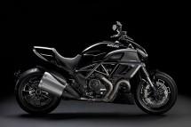 Ducati Diavel вече и в диамантено черно 1