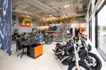 Harley с нова услуга в Обединеното кралство през 2011 година 2