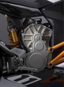 Показаха електрическия спортен байк Mission R 6