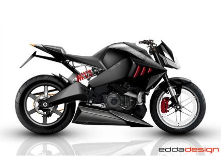 Edda Design Buell 1125-CR