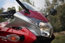 Още снимки на Honda CBR250R 17