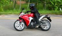 Honda CBR250R ще се вихри в Индия 3