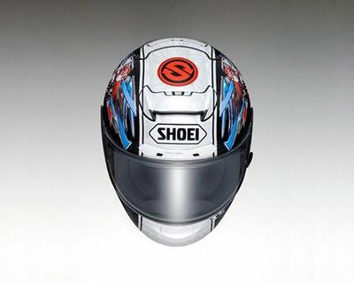 Shoei X-Spirit II – каска реплика на Томизава 2