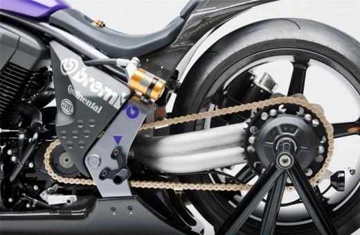 Концепцията Honda Switchblade 6