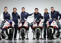 Отборът BMW Motorrad Italia WSBK стартира на Монца
