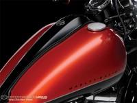 Видео и снимки на Harley Blackline