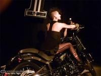 Видео и снимки на Harley Blackline 01