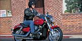 Раззимяване на мотоциклет