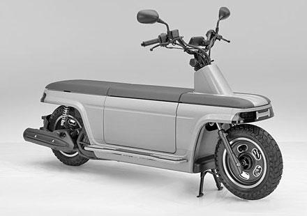 Honda Motocompo – 30 години по-късно