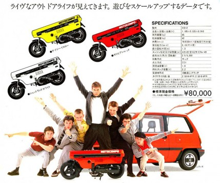 Honda Motocompo - 30 години по-късно 01