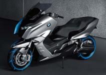 Макси скутерите на BMW 01