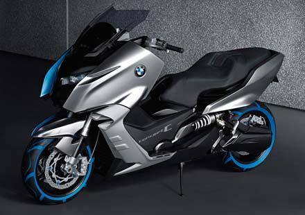 Макси скутерите на BMW