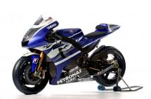 Новите състезателни мотори на Yahama за новия GP сезон 03