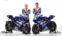 Новите състезателни мотори на Yahama за новия GP сезон 08