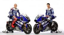 Новите състезателни мотори на Yahama за новия GP сезон 09