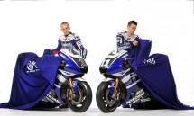 Новите състезателни мотори на Yahama за новия GP сезон 10