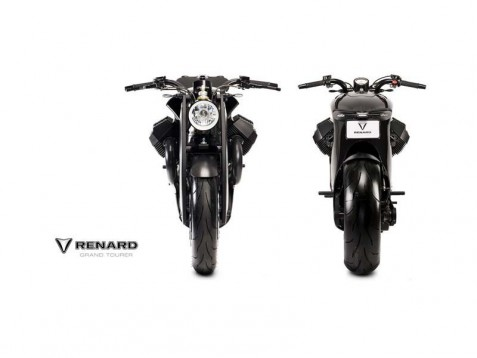 Нови снимки на Renard Grand Tourer