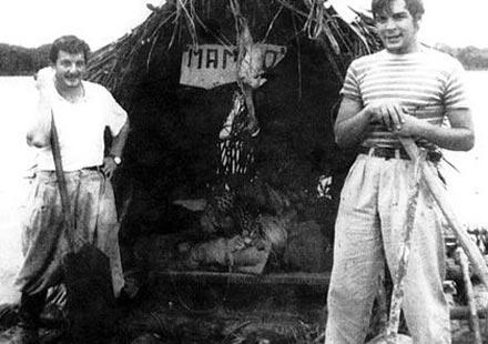 Мото спъникът на Че Гевара почина на 88 години