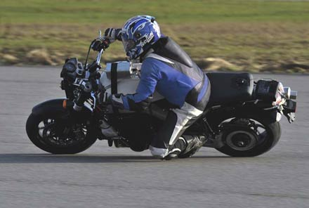 Немски мотоциклет Horex VR6 – тестове