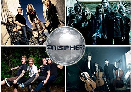 Iron Maiden и Slipknot са хедлайнерите на Sonisphere 2011!