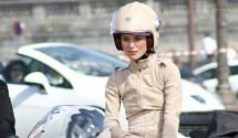 Кийра Найтли и Ducati 750SS в реклама на Chanel 06