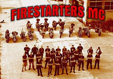 Любов към моторите – Firestarters MC